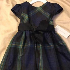 RL Plaid Dress